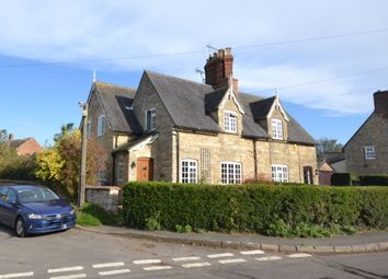 Thumbnail 4 bed semi-detached house to rent in High Street, Paulerspury, Towcester