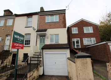 Thumbnail 2 bed end terrace house for sale in Wealden Court, Constitution Road, Chatham