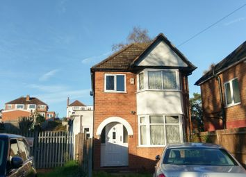 Thumbnail 3 bed detached house to rent in Calshot Road, Great Barr