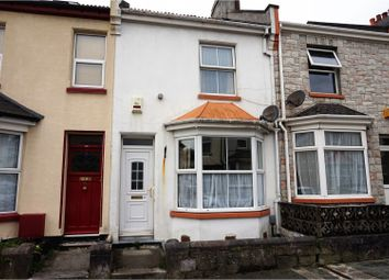 Thumbnail 2 bed terraced house for sale in Victory Street, Plymouth