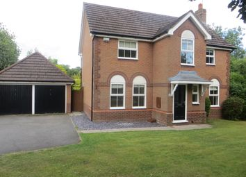 Thumbnail 4 bed detached house to rent in Kingsland Drive, Dorridge, Solihull