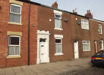 Thumbnail 2 bedroom terraced house for sale in Raikes Road, Preston
