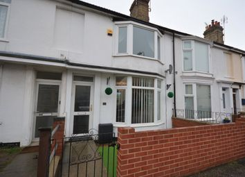 Thumbnail 4 bedroom terraced house for sale in Lorne Park Road, Lowestoft