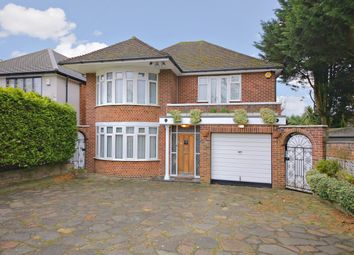 Thumbnail 4 bed detached house for sale in Merrivale, Southgate