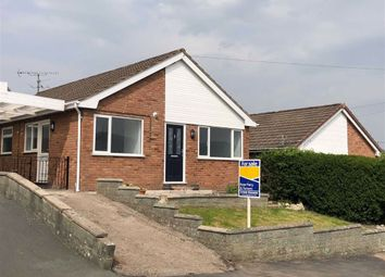 Thumbnail 3 bedroom detached bungalow for sale in Brynglas, Welshpool