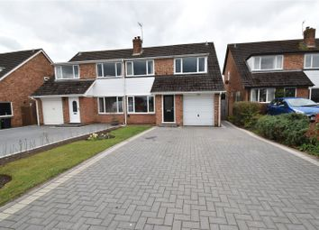 Thumbnail 3 bedroom semi-detached house for sale in Moreland Road, Droitwich, Worcestershire
