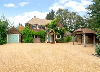 Thumbnail 4 bed detached house for sale in Norlands Drive, Otterbourne, Winchester, Hampshire