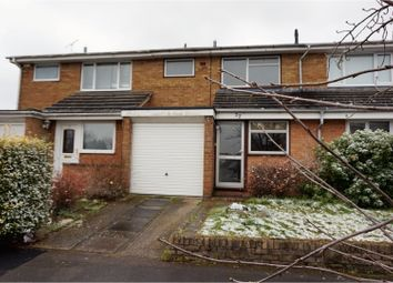 Thumbnail 3 bed terraced house for sale in St. Pauls Gate, Wokingham