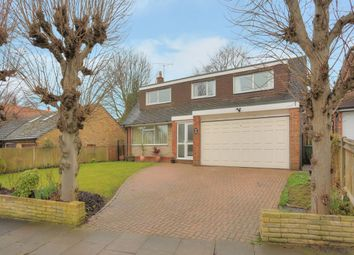 Thumbnail 3 bed detached house for sale in Lancaster Road, St.Albans
