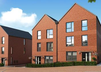 "Thumbnail 4 bed property for sale in ""The Longley At Birchlands"" at Earl Marshal Road, Sheffield"