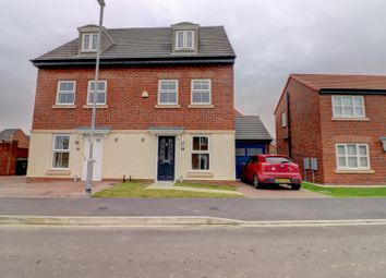 3 bed semi-detached house for sale in Sandgate, Coxhoe, Durham DH6