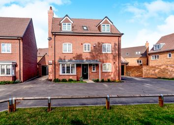 Thumbnail Detached house for sale in Oxford Blue Way, Stewartby, Bedford