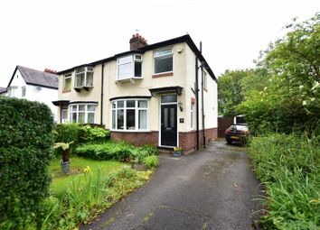 Thumbnail 3 bed semi-detached house for sale in The Circuit, Wilmslow