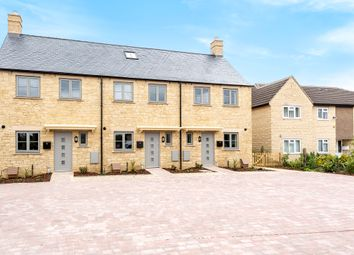 Thumbnail 3 bed town house for sale in Burford Road, Lechlade