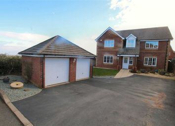 Thumbnail 4 bed detached house for sale in Llys Y Graig, Bryn Y Baal, Flintshire
