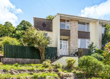 Thumbnail 4 bed end terrace house for sale in Ben Jonson Close, Torquay