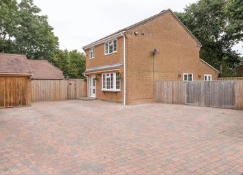 Thumbnail 3 bed detached house for sale in Sheridan Gardens, Totton, Southampton