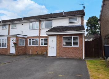 Thumbnail 3 bed end terrace house for sale in Hilltop View, Yateley