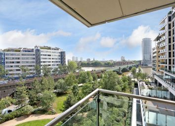 Thumbnail 2 bed flat to rent in Harbour Reach, Imperial Wharf, Fulham