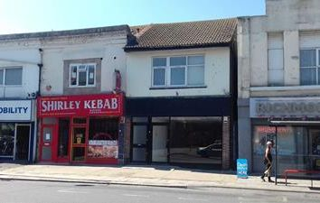 Thumbnail Retail premises to let in 110 Shirley High Street, Shirley, Southampton