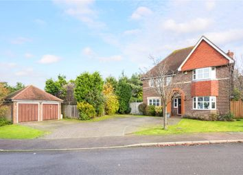 Thumbnail 5 bed property for sale in Heathside Place, Epsom, Surrey