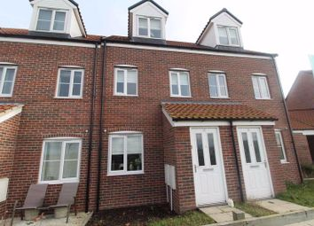 Thumbnail 3 bed terraced house for sale in Browston Lane, Bradwell, Great Yarmouth