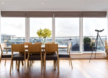 Thumbnail 3 bed flat for sale in Chelsea Vista, The Boulevard, Imperial Wharf, London