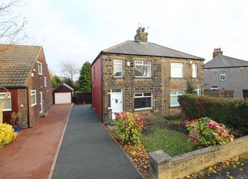Thumbnail 3 bedroom semi-detached house for sale in Sunny Bank Grove, Thornbury, Bradford