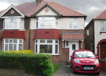Thumbnail 3 bed semi-detached house to rent in The Crossways, Hounslow, Middlesex