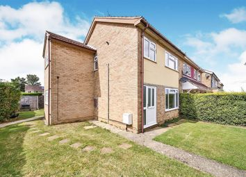Thumbnail 4 bed semi-detached house for sale in North Park, Fakenham