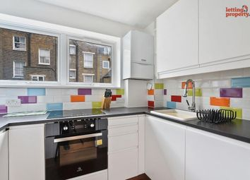 Thumbnail 2 bed mews house to rent in Ruston Mews, London