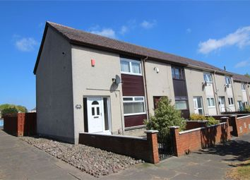 Thumbnail 2 bedroom end terrace house for sale in Frances Row, Boreland, Dysart, Fife