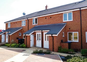 Thumbnail 1 bed end terrace house to rent in Fusiliers Close, Coventry