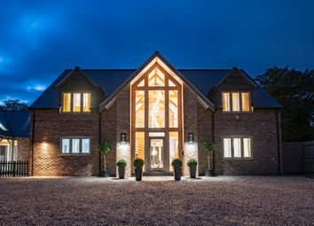 Thumbnail 4 bed detached house for sale in Barton Green, Wisbech, Cambridgeshire