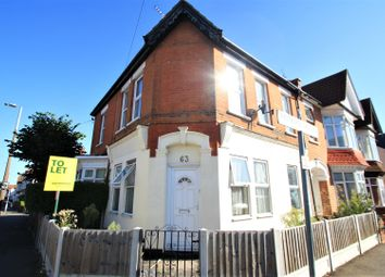 Thumbnail 1 bedroom flat to rent in Southbourne Grove, Westcliff-On-Sea