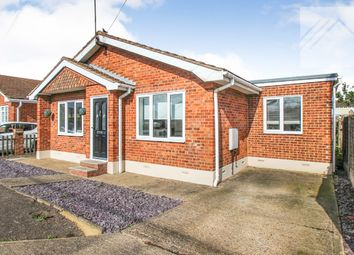 Thumbnail 2 bed bungalow for sale in Zider Pass, Canvey Island