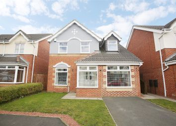 Thumbnail 3 bedroom detached house for sale in St. Cuthberts Way, Holystone, Newcastle Upon Tyne