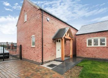 3 bed detached house for sale in Church Street, Burbage, Hinckley, Leicestershire LE10