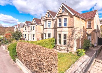 Thumbnail 5 bed semi-detached house for sale in Newbridge Road, Lower Weston, Bath