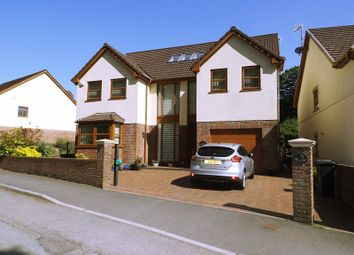 Thumbnail 6 bed detached house for sale in Swn Y Nant, Varteg Row, Bryn, Port Talbot, Neath Port Talbot.