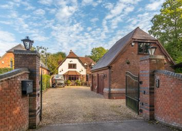 Thumbnail 4 bed detached house for sale in Birchy Close, Shirley, Solihull