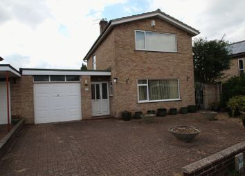Thumbnail 4 bedroom detached house for sale in Penryn Close, Eaton, Norwich