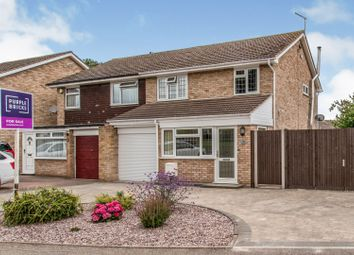 3 bed semi-detached house for sale in View Road, Cliffe Woods, Rochester ME3