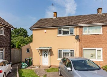 2 bed semi-detached house for sale in Goldsmith Close, Llanrumney, Cardiff CF3