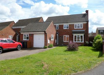 Thumbnail 4 bed detached house for sale in Eaton Ford, St Neots, Cambridgeshire