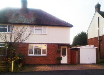 Thumbnail 2 bed semi-detached house to rent in Jubilee Road, Broughton Astley, Leicester