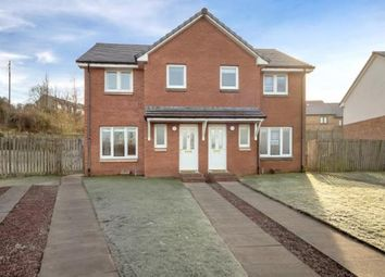 Thumbnail 3 bedroom semi-detached house for sale in Craighead Place, Glasgow, Lanarkshire