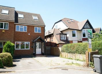 Thumbnail 5 bed end terrace house to rent in Priory Close, Finchley Central