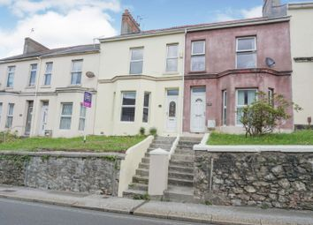 Thumbnail 2 bed terraced house for sale in Old Laira Road, Plymouth