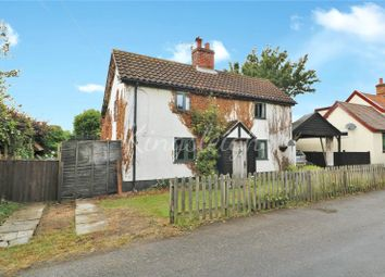3 bed detached house for sale in East End, East Bergholt, Colchester CO7